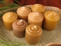 Raw Beeswax Candles - click for more info